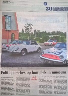 De Telegraaf donderdag 7 juli 2016